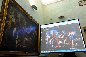 Musei Capitolini in un click con Google Art Project