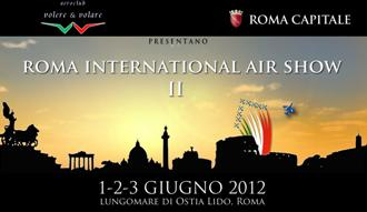 Roma International Air Show 2012