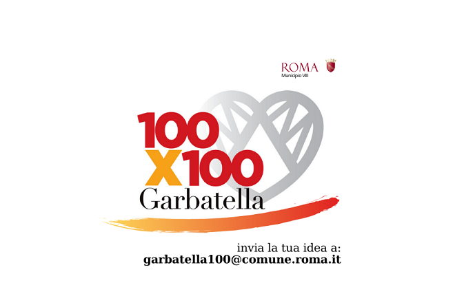 100 X 100 Garbatella