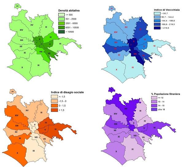 Roma Capitale Sito Istituzionale Analisi Statistiche