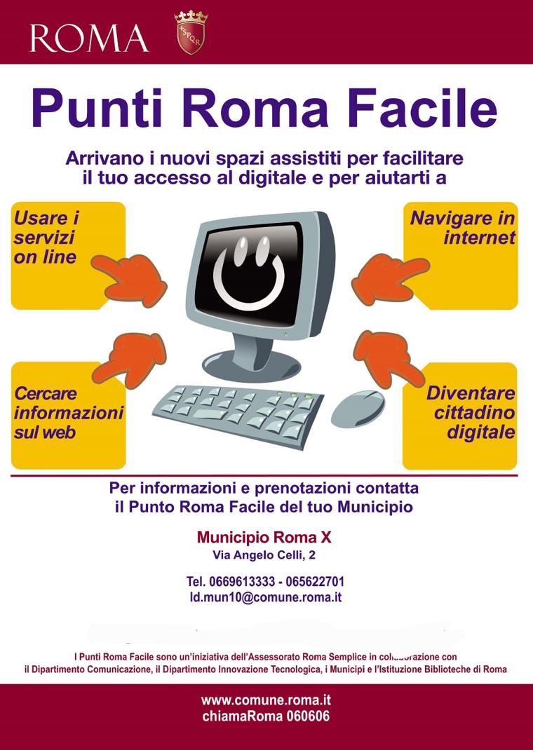 roma capitale ufficio tributi sede