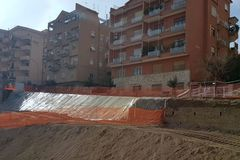cantiere via Andronico