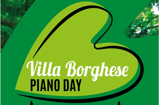 Villa Borghese piano day 2018