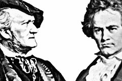 Wagner e Beethoven